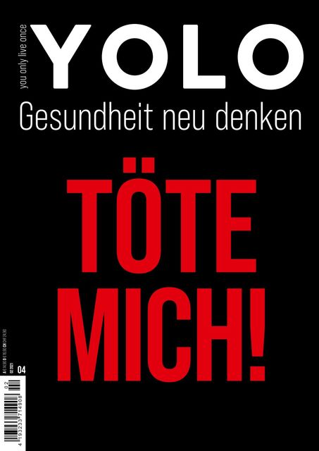 YOLO – You only live once Ausgabe 02/2021