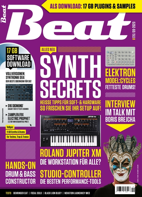 Beat Magazin (DE) Ausgabe 09/2020