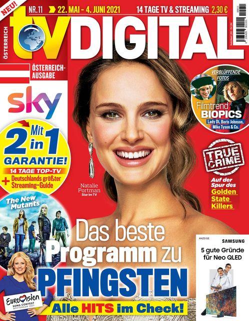 TV Digital Österreich 2021-05-14