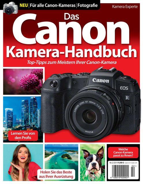 Das Canon Kamera-Handbuch Ausgabe 02/2019