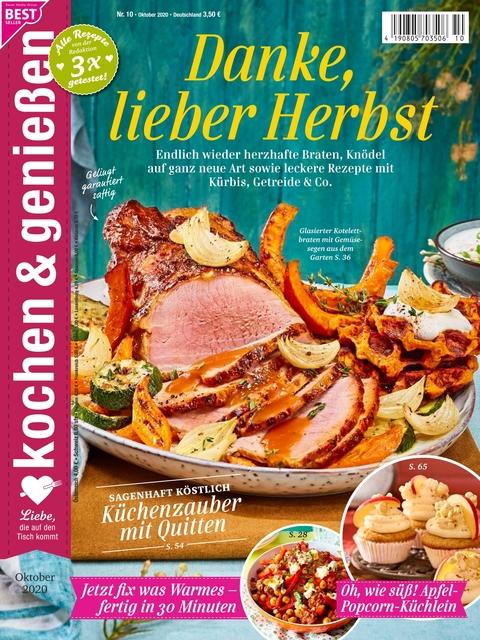 Kochen und Genießen Ausgabe 10/2020