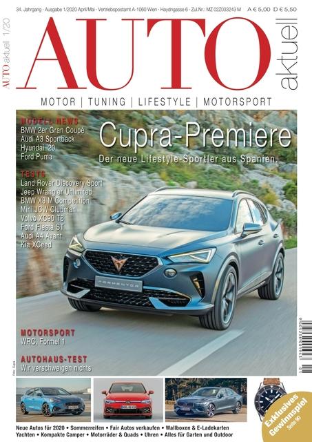 AUTO-aktuell Ausgabe 1/2020