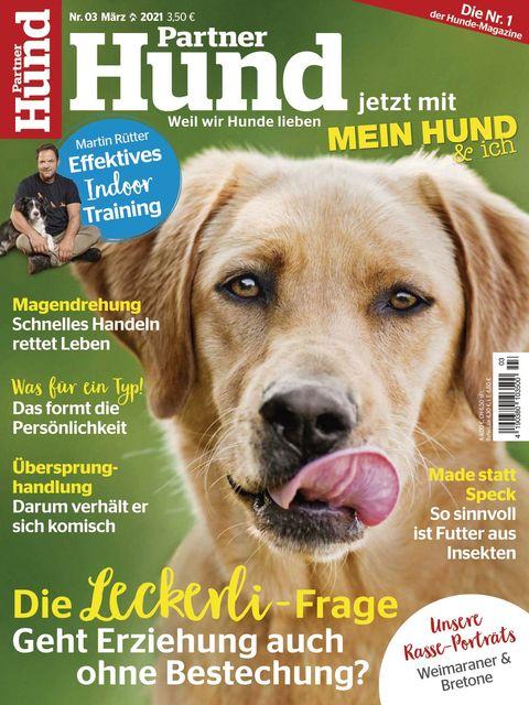 Partner Hund Ausgabe 03/2021