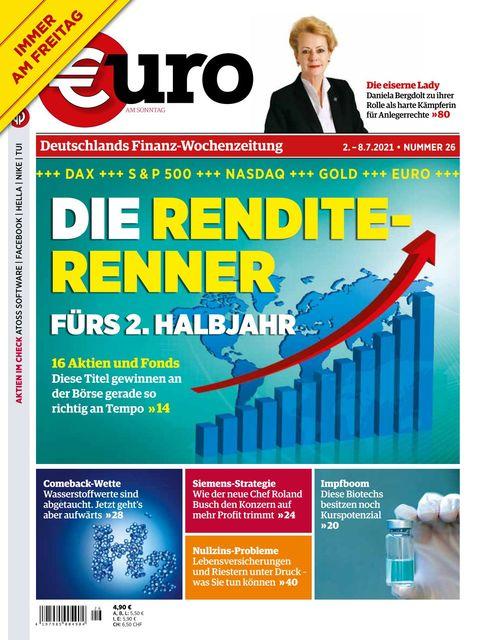 Euro am Sonntag 2021-07-02