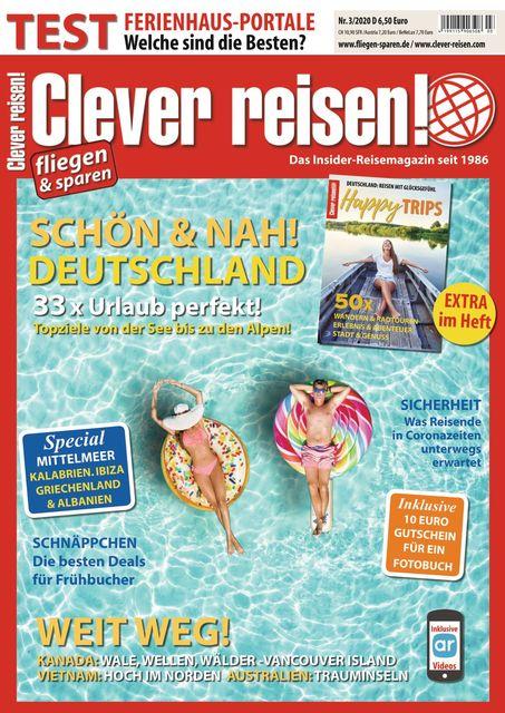 Clever reisen! Ausgabe 03/2020