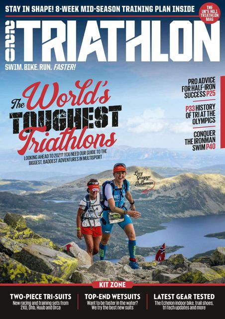 220 Triathlon issue 07/2020