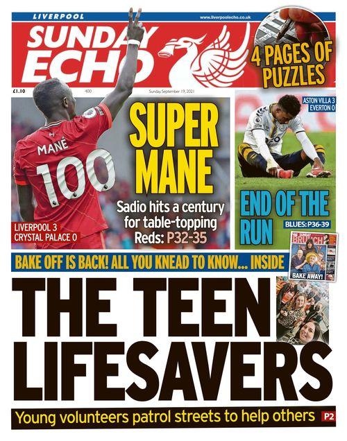 Liverpool Echo 2021-09-19