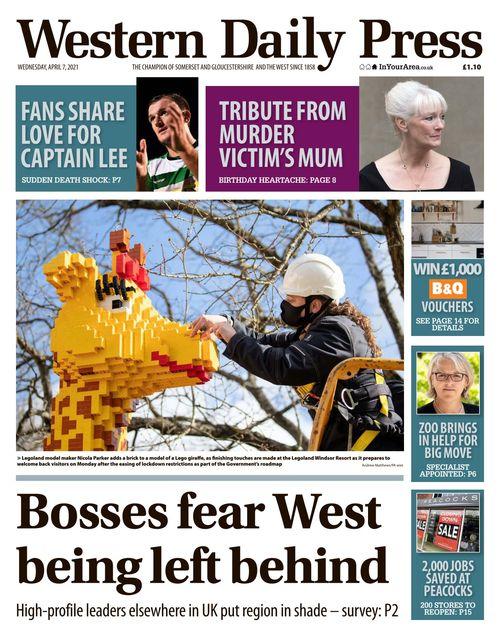 Western Daily Press 2021-04-07