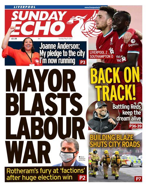 Liverpool Echo 2021-05-09