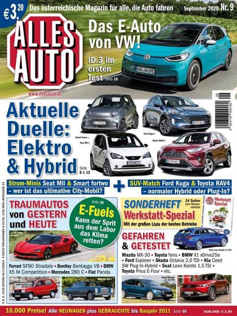 Alles Auto Ausgabe 09/2020