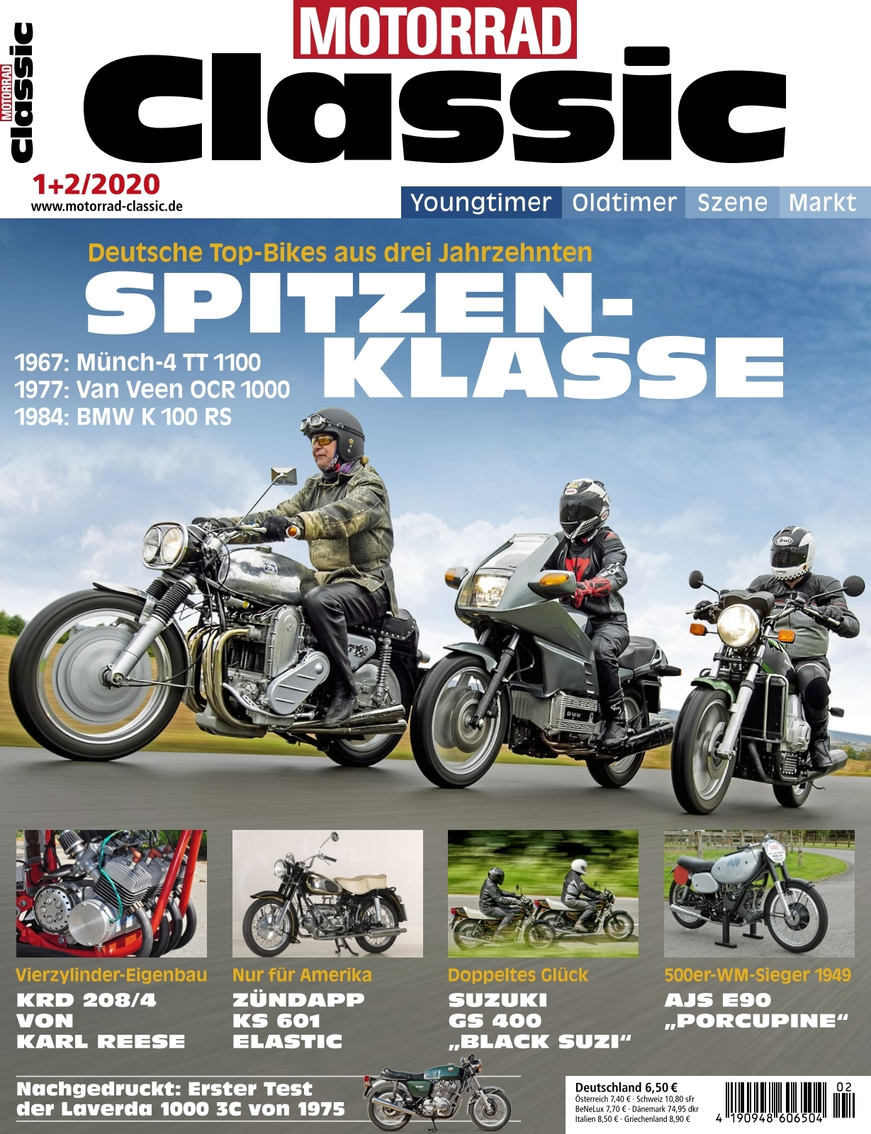 Honda CB 500 550 750 Four Anbauteil Sozius Fußrasten