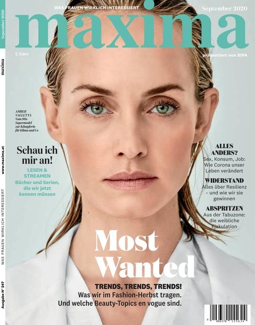 maxima Ausgabe 09/2020