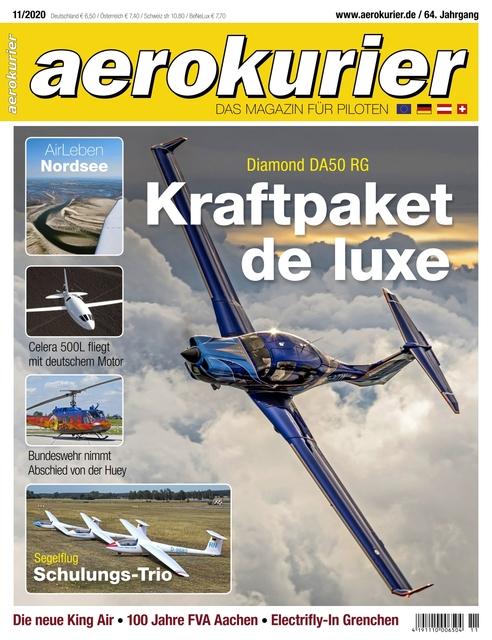 Aerokurier Ausgabe 11/2020