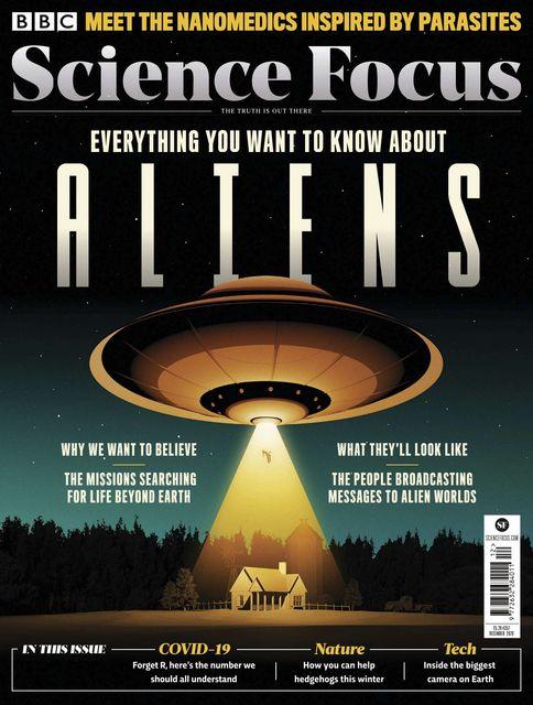 BBC Science Focus issue 12/2020