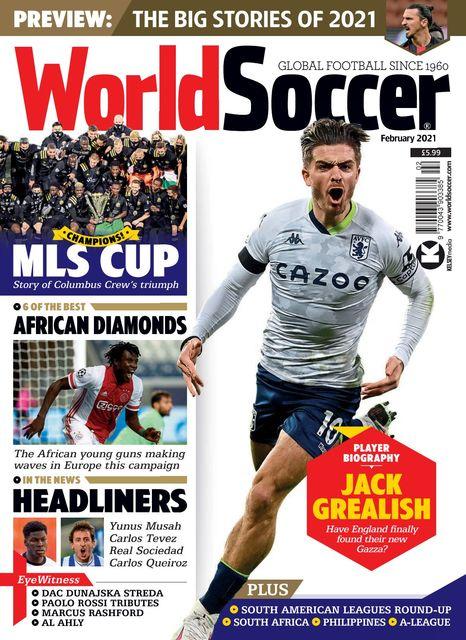 World Soccer issue 02/2021