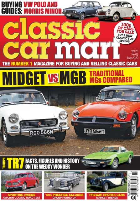 Classic Car Mart issue 05/2020
