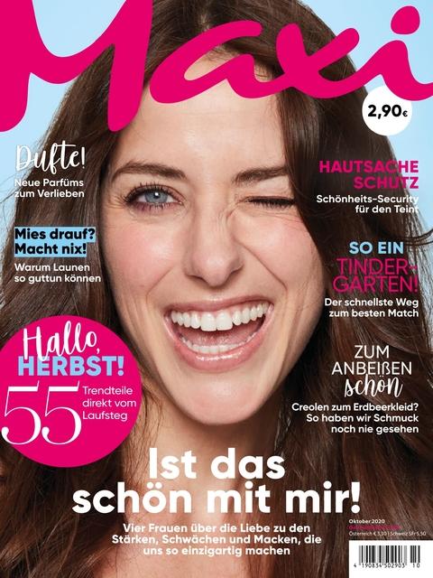 MAXI Ausgabe 10/2020