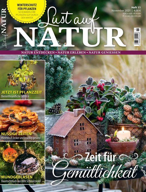 Lust auf Natur Ausgabe 11/2021