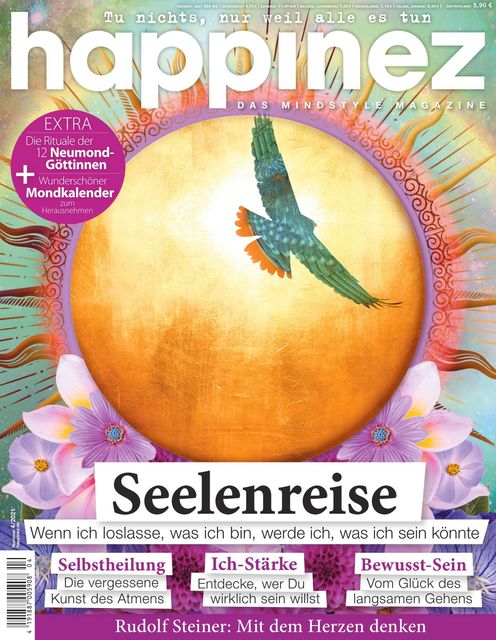 Happinez Ausgabe 4/2021