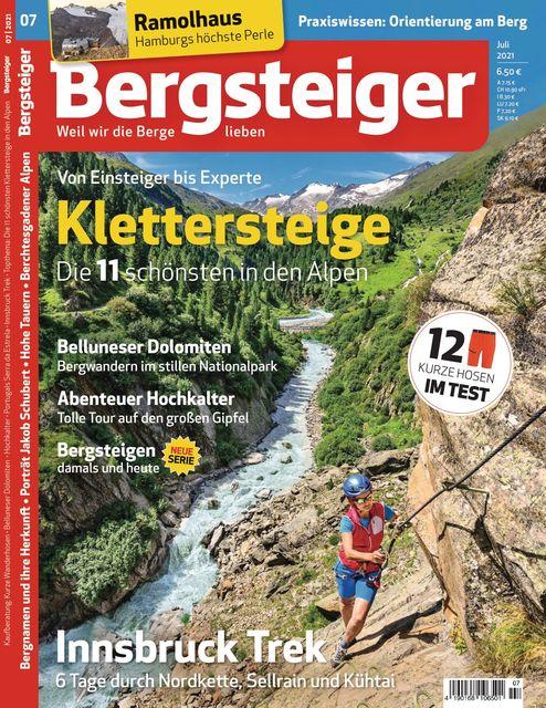 Bergsteiger Ausgabe bergsteiger7510