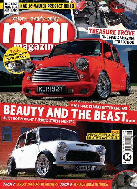 Mini Magazine issue 06-07/2020
