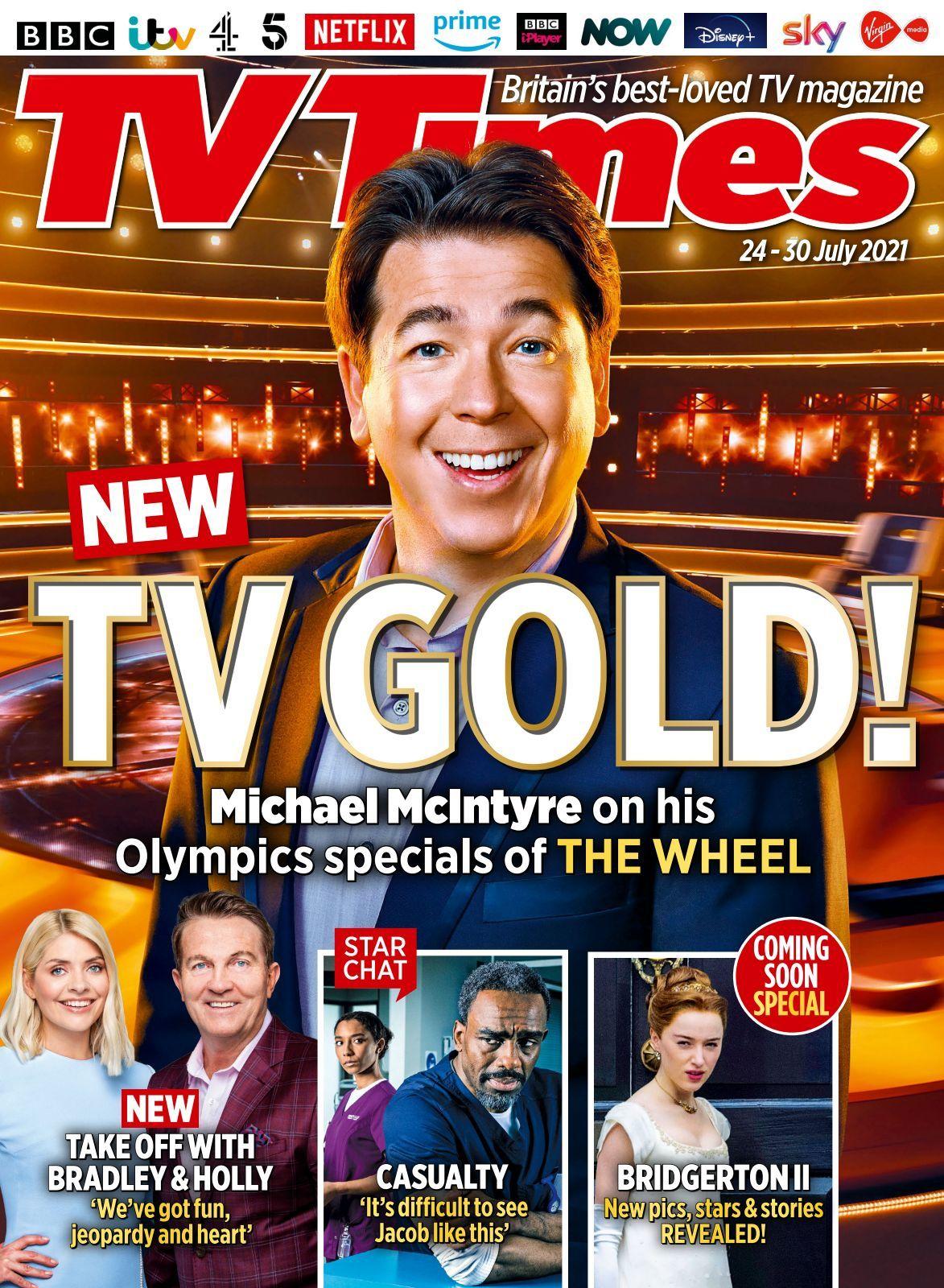 TV Times Magazine   20 20 20