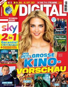 TV Digital Österreich - 2021-08-20