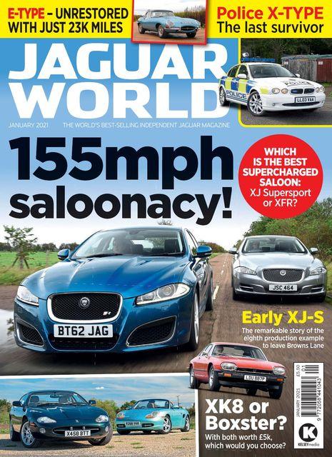 Jaguar World issue 01/2021