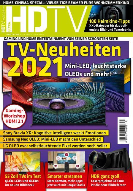 HDTV Ausgabe 01/2021