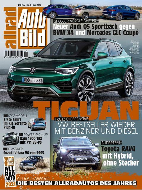AUTO BILD Allrad 2021-05-06