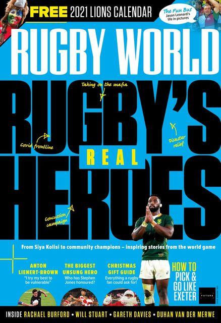 Rugby World Magazine 2020-12-01