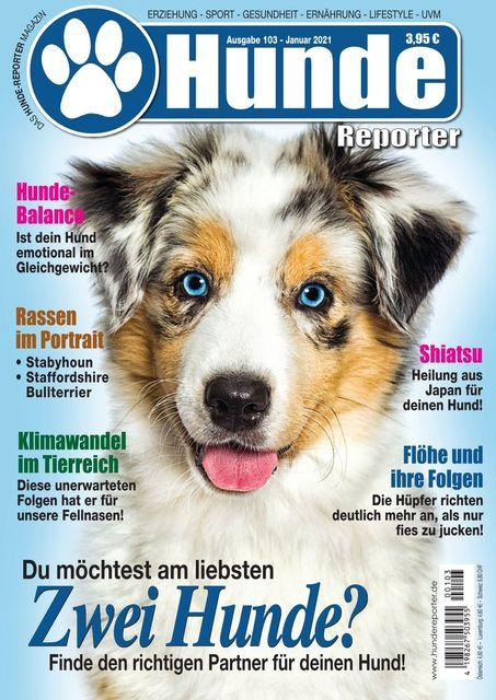 Hundereporter Ausgabe Nr. 103