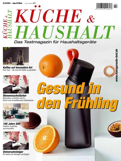 Küche & Haushalt Ausgabe 02/2020