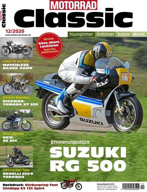 Motorrad Classic 2020-11-05