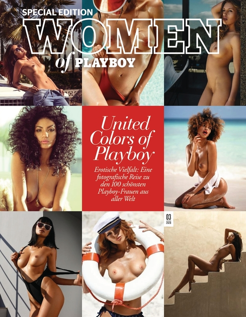 Women of PLAYBOY United Colors of Playboy