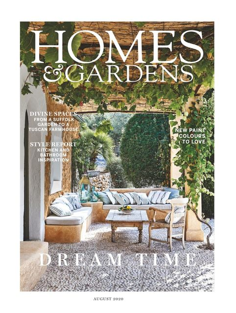 Homes & Gardens issue 08/2020