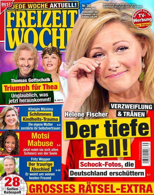 Freizeitwoche Ausgabe 35/2021