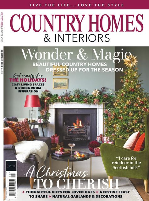 Country Homes & Interiors Magazine 2020-11-05