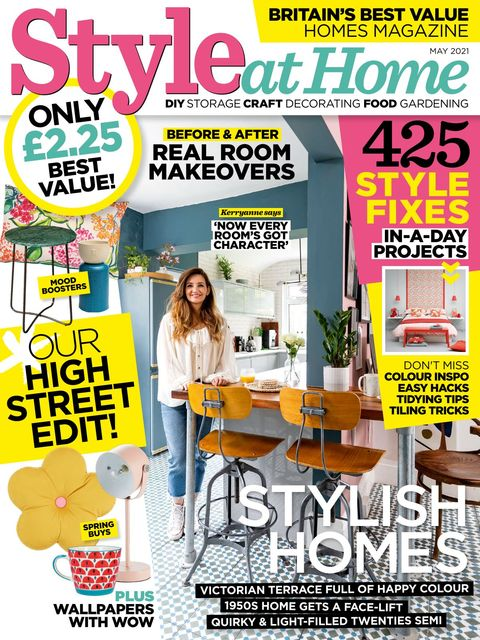 Style at Home Magazine 2021-04-01