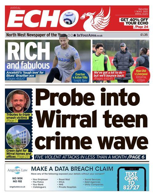 Liverpool Echo 2021-05-01