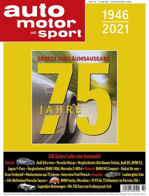 Auto Motor und Sport 2021-06-16