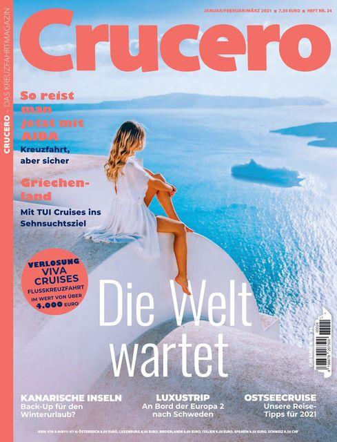Crucero Ausgabe Nr. 24