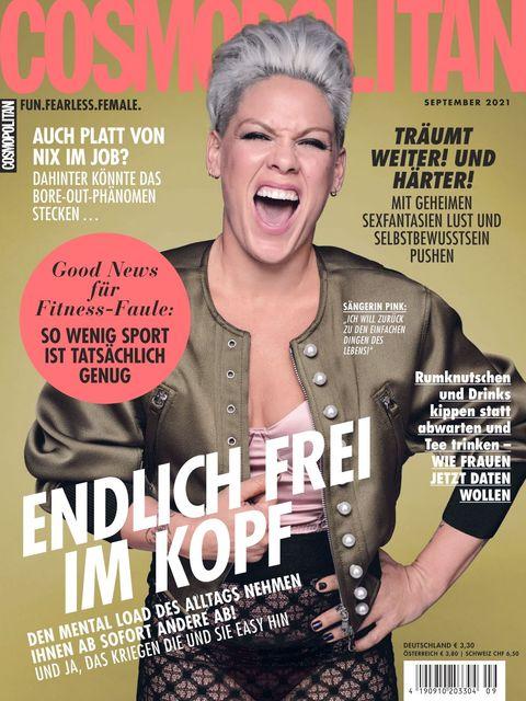 Cosmopolitan Ausgabe 9/2021