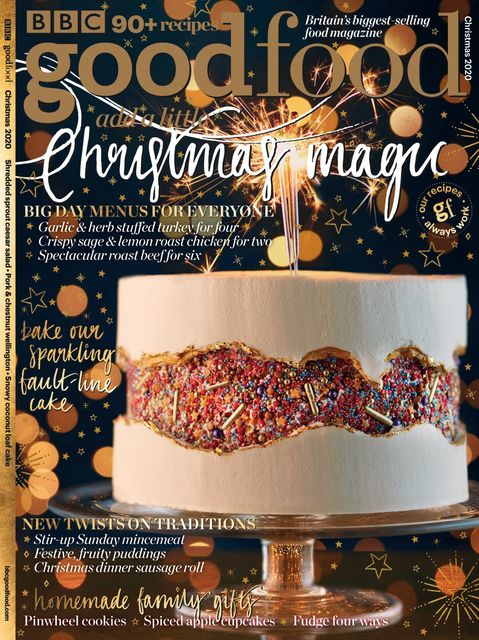 BBC Good Food issue Christmas 2020