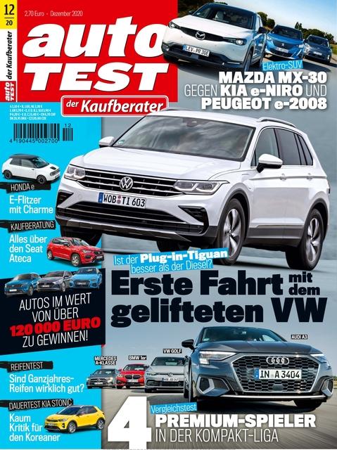 AUTO TEST Ausgabe 12/2020