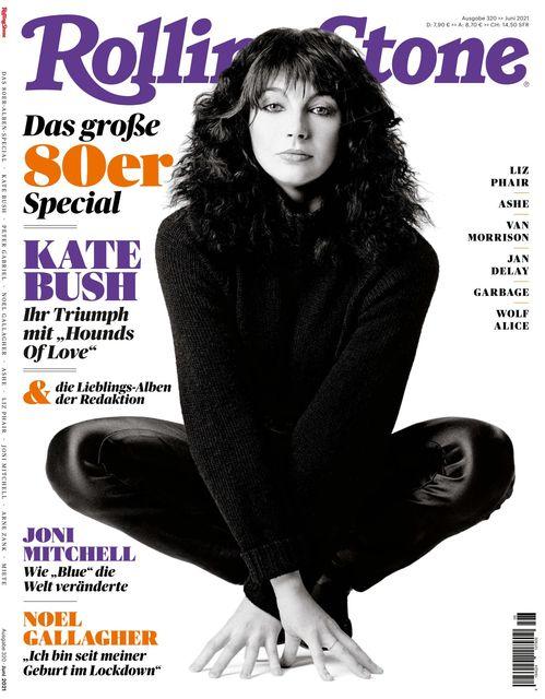 ROLLING STONE Deutschland Magazin Ausgabe 06/21