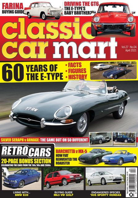 Classic Car Mart issue 04/2021
