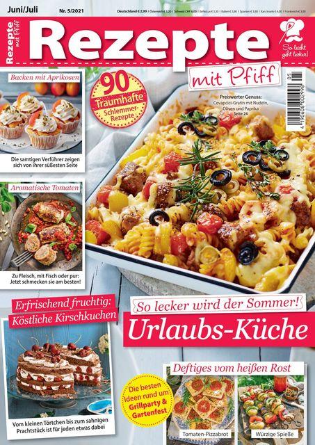 Rezepte mit Pfiff Ausgabe 05/2021