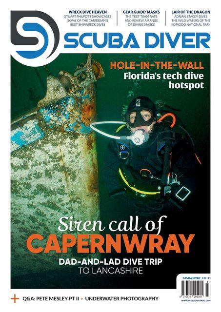 Scuba Diver Magazine Issue 43