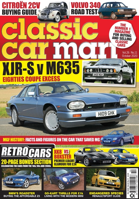 Classic Car Mart issue 10/2020